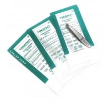 Крафт-пакеты Медтест, прозрачные, комбинированные, 60х100 мм, 100 шт