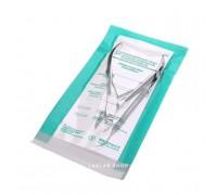 Крафт-пакеты Медтест, прозрачные, комбинированные, 100х200 мм, 100 шт