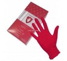 SAFE&CARE перчатки нитрил, 4 г, M, красные, TN31-5K, 50 пар