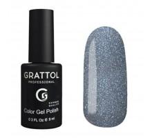 Гель-лак Grattol LS Agate 08, 9 мл